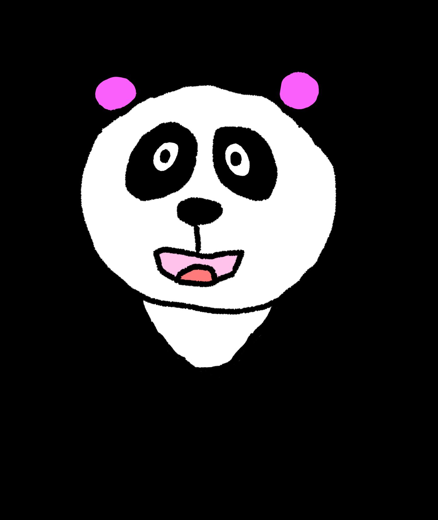 パンダのPANDA!!