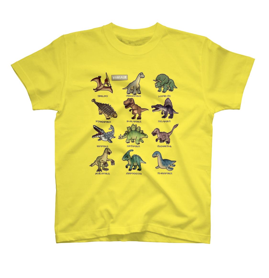 恐竜のTシャツ