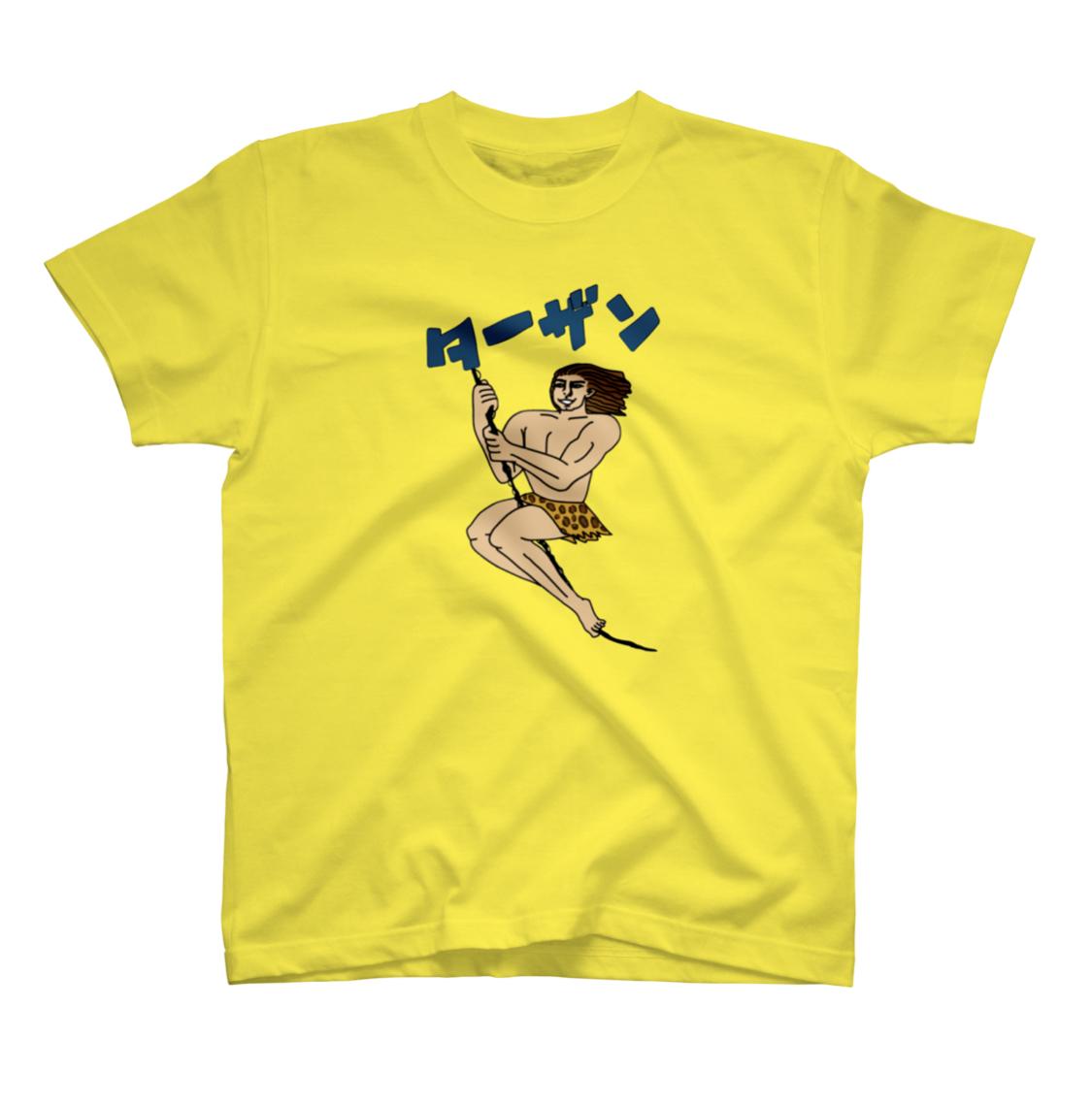謎のイラストTシャツ