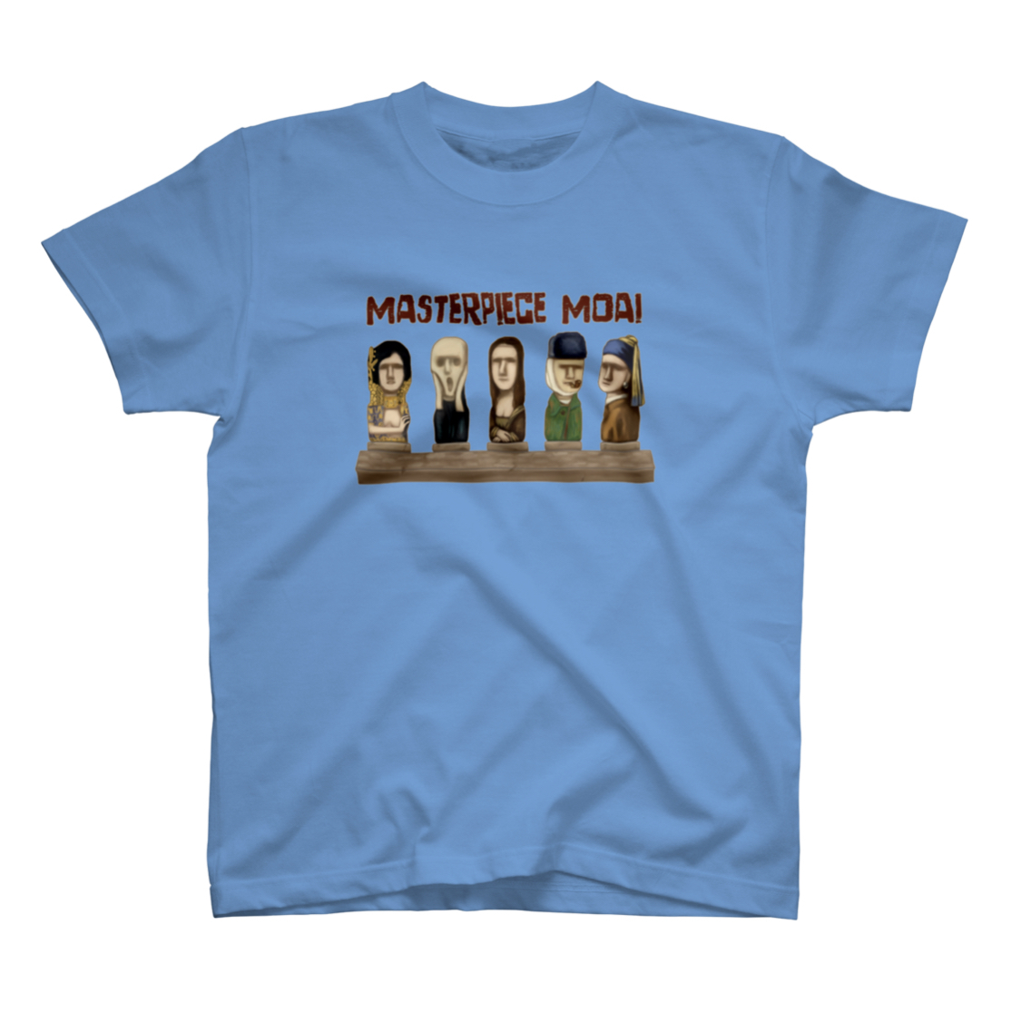 世界遺産・ 観光名所 がモチーフのTシャツ
