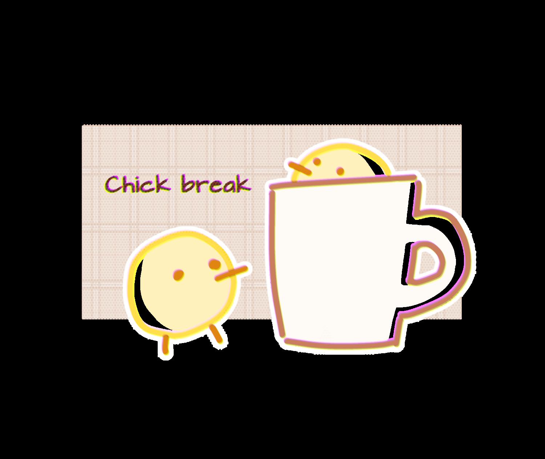 Chick break