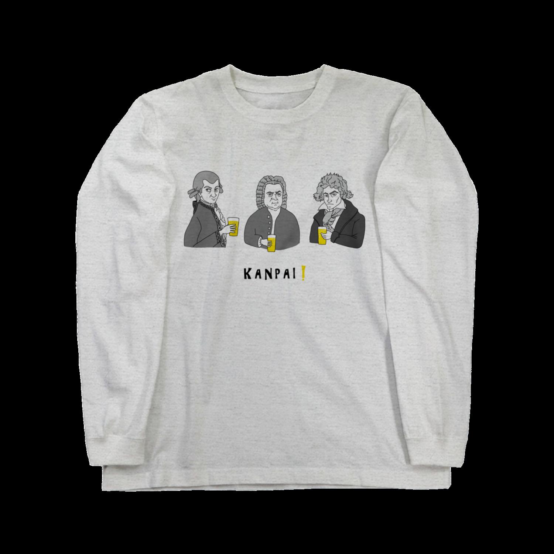 長袖Tシャツ 『名画 × BEER』