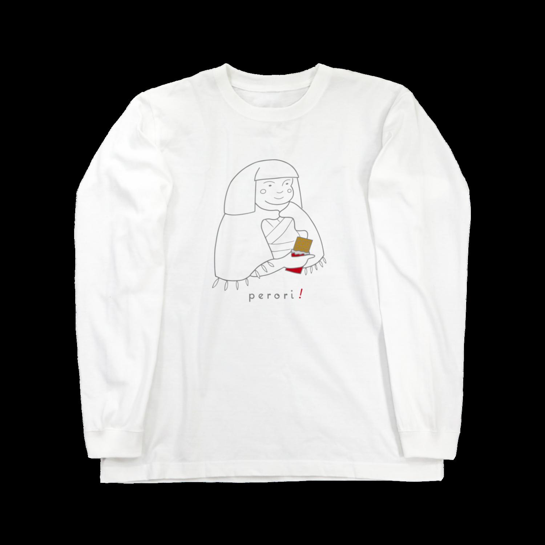 長袖Tシャツ 『偉人 × BEER』