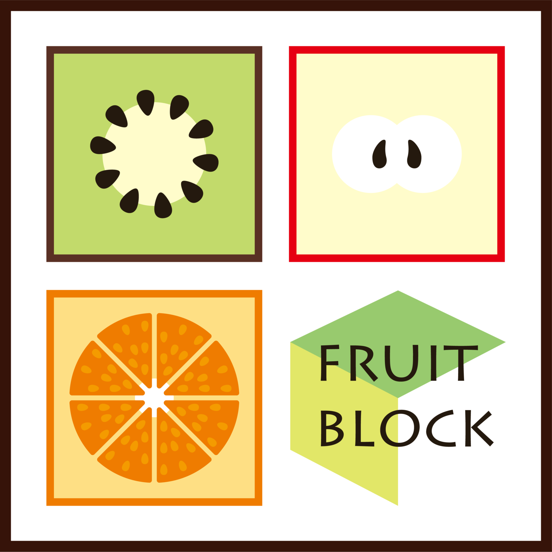 FRUIT BLOCK