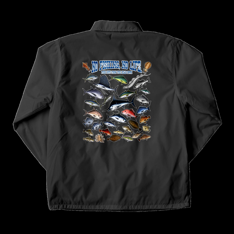 海水魚(コーチジャケット)