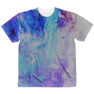 フルグラフィックTシャツ Full graphic T-shirt