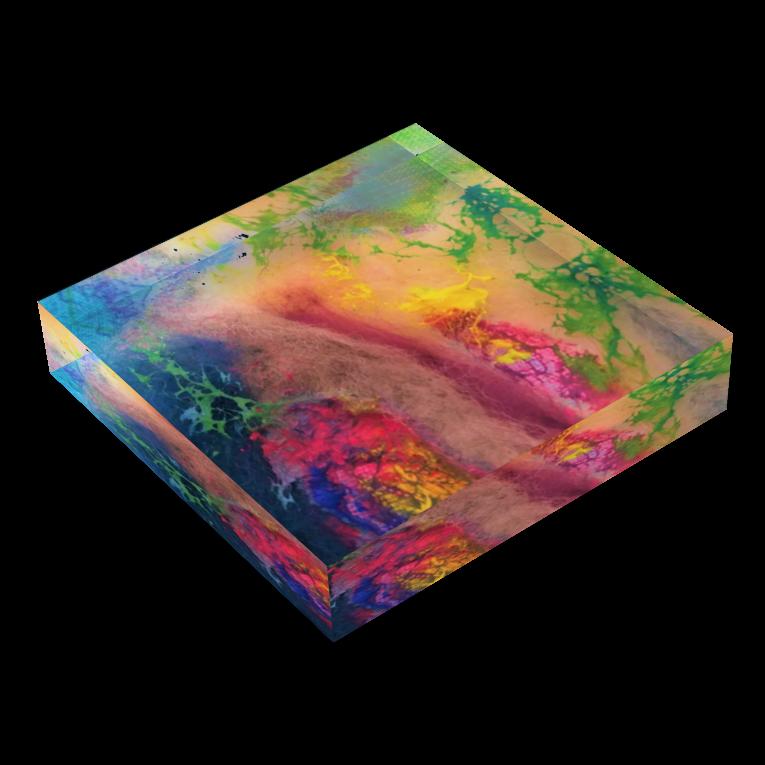 アクリルブロック Acrylic block