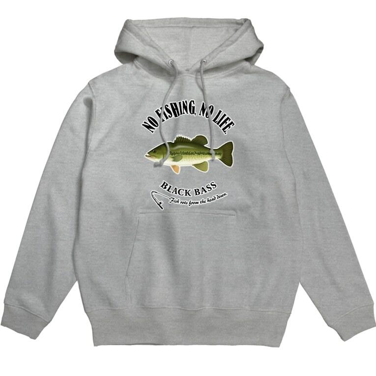 淡水魚(パーカー)