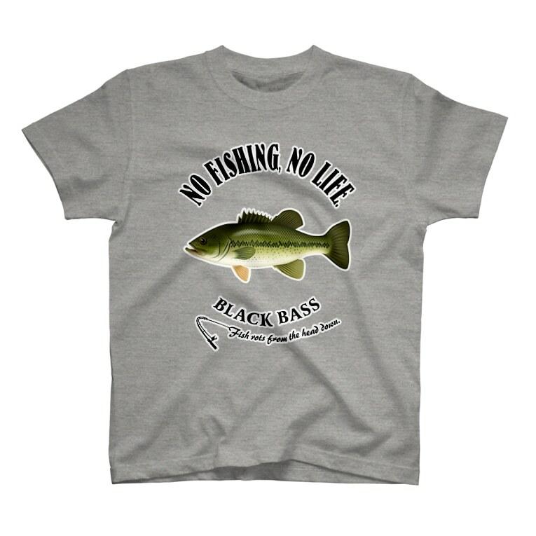 淡水魚(Tシャツ)