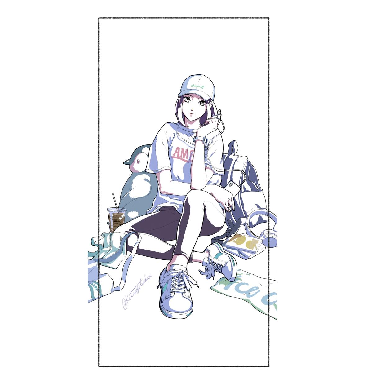 Cool girl prototypeシリーズ