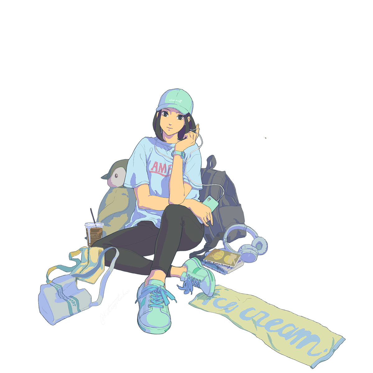 Cool girl シリーズ