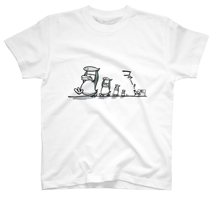ペンギンおもしろTシャツ
