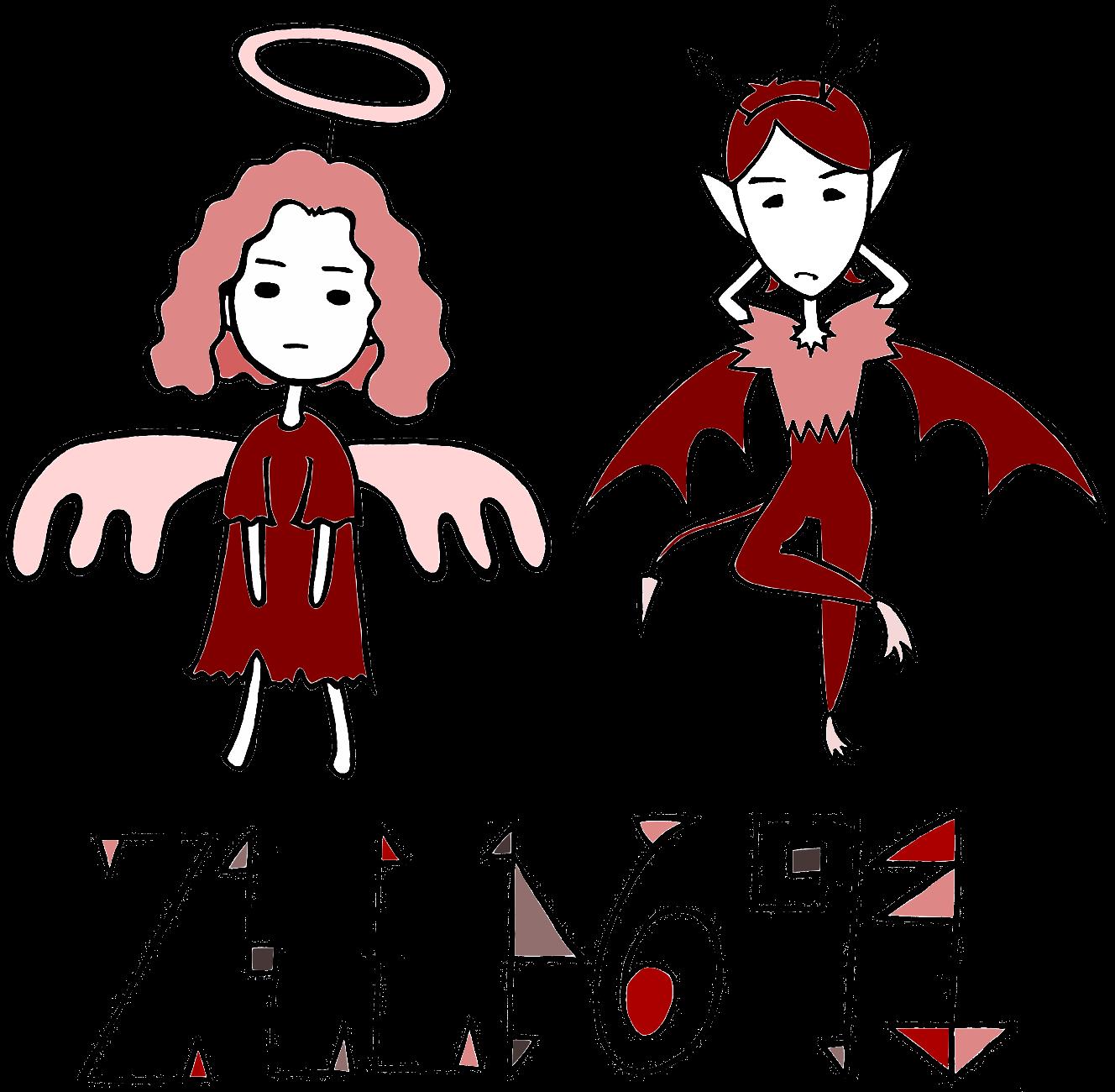 天使さんと悪魔さんシリーズ