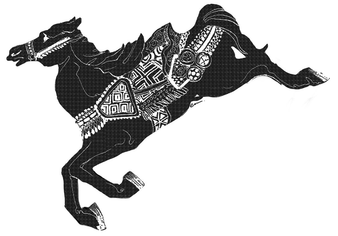 馬◆メリーゴーラウンド