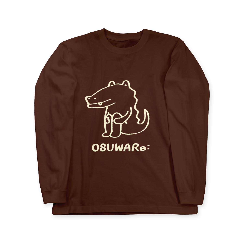OSUWARe:長袖Tシャツ