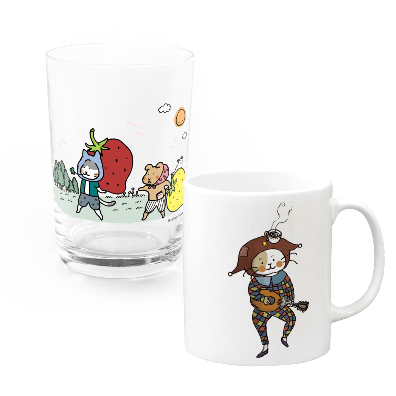 【商品別】マグカップ・グラス