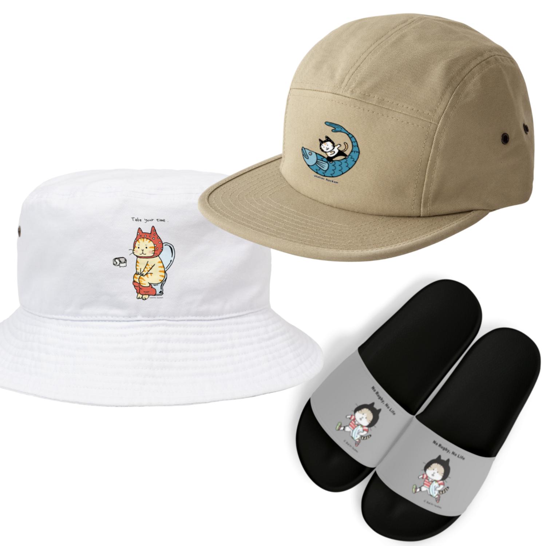 【商品別】帽子
