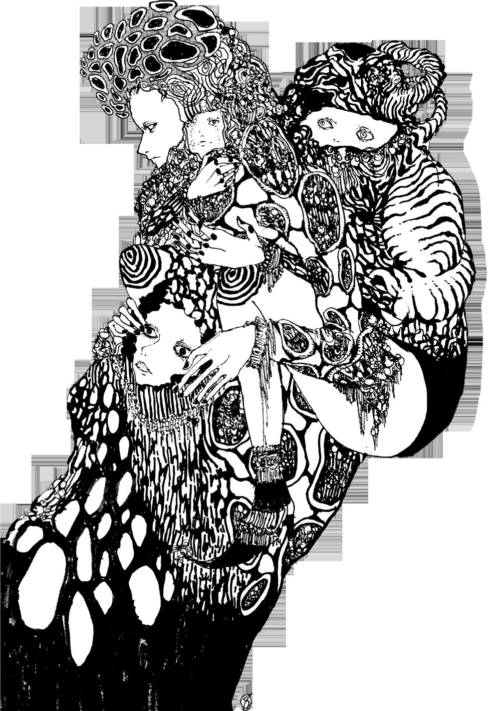 eerie-eery服飾の類い
