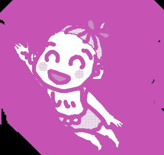 しぃちゃんピンク