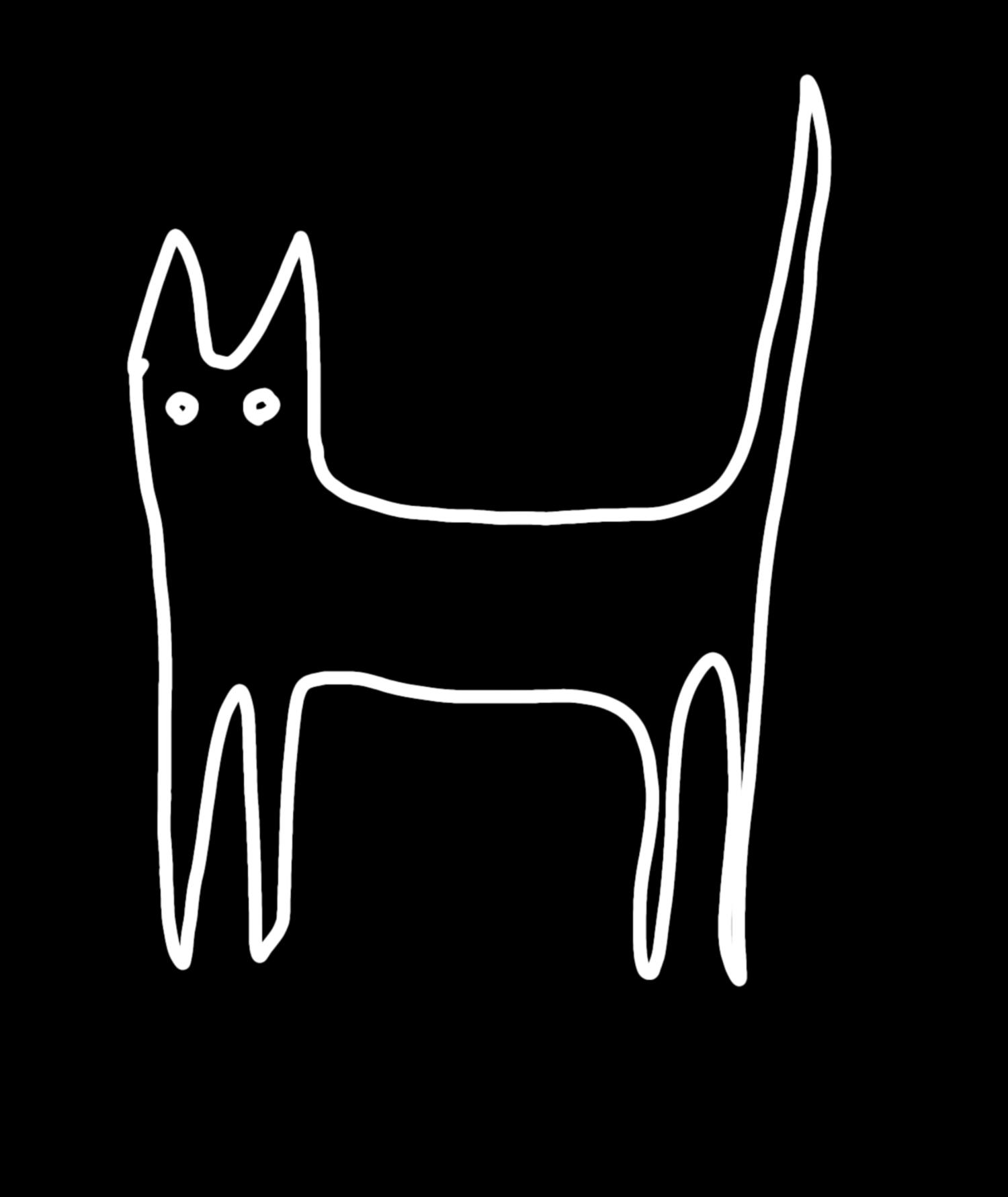 シンプル猫シリーズ・その③
