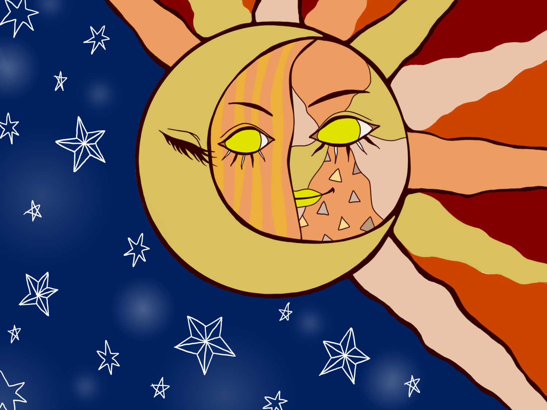 太陽と月シリーズ