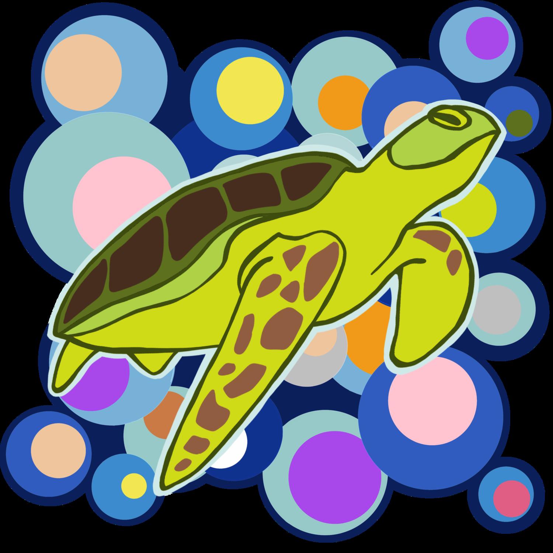バブルカメ