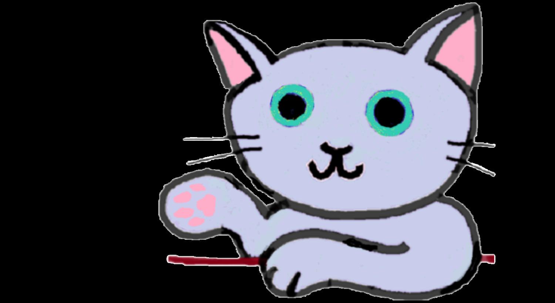 ゆる猫ロシアン