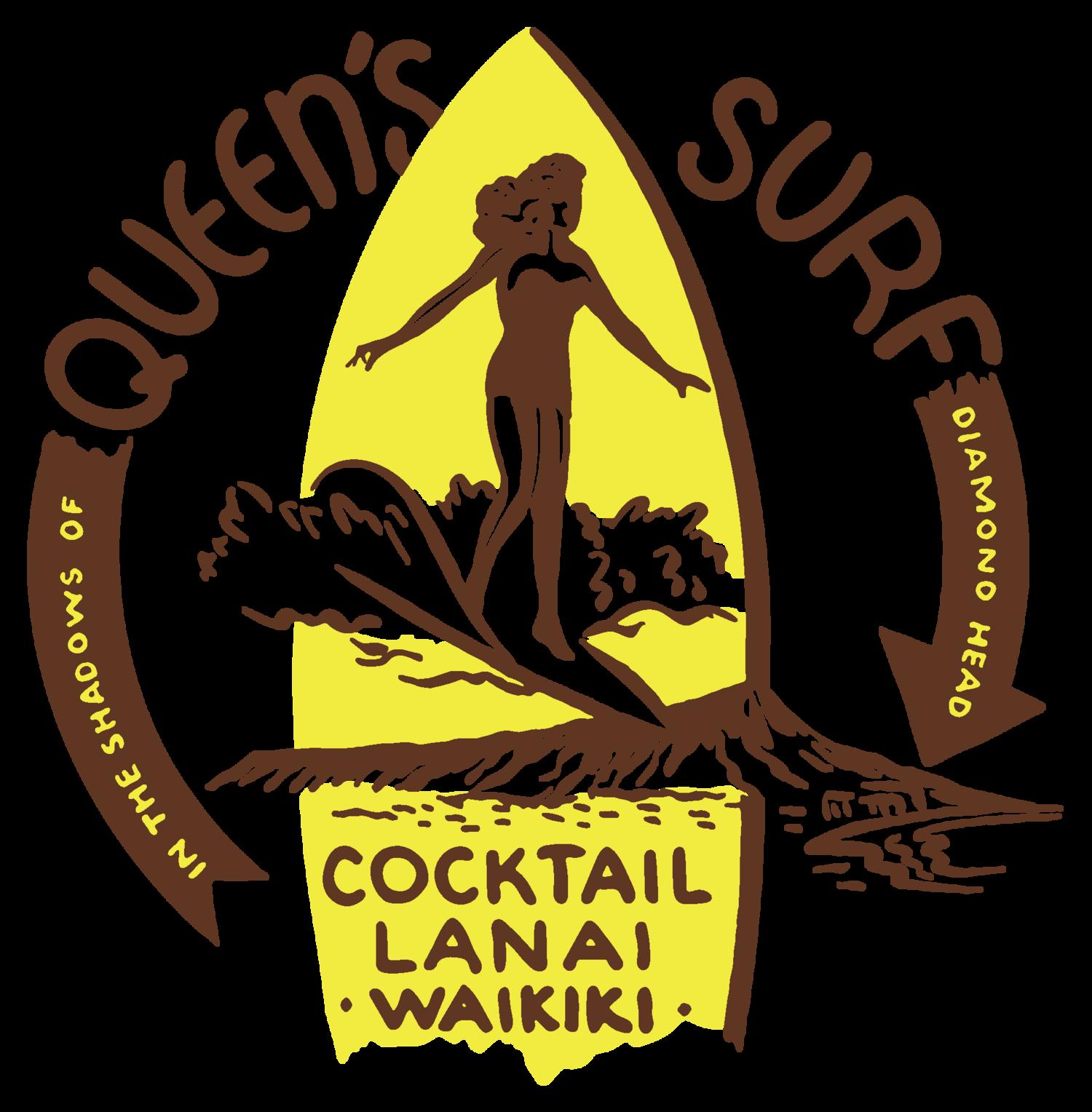 QUEEN'S SURF