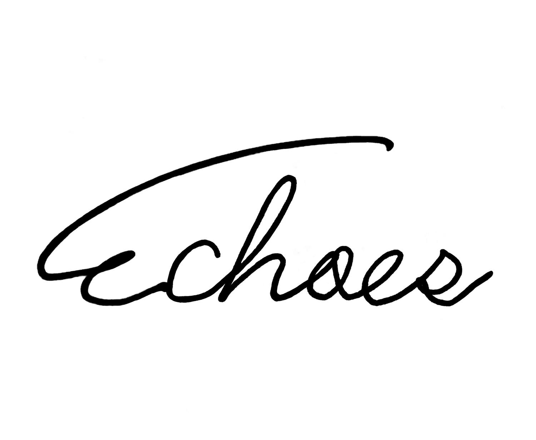Echoes logo