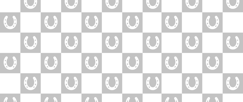 蹄鉄モノグラム