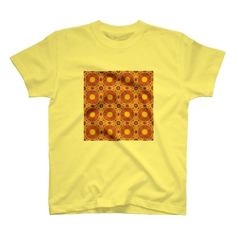 パーカー、Tシャツ、サンダル系