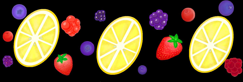 爽やかフルーツ
