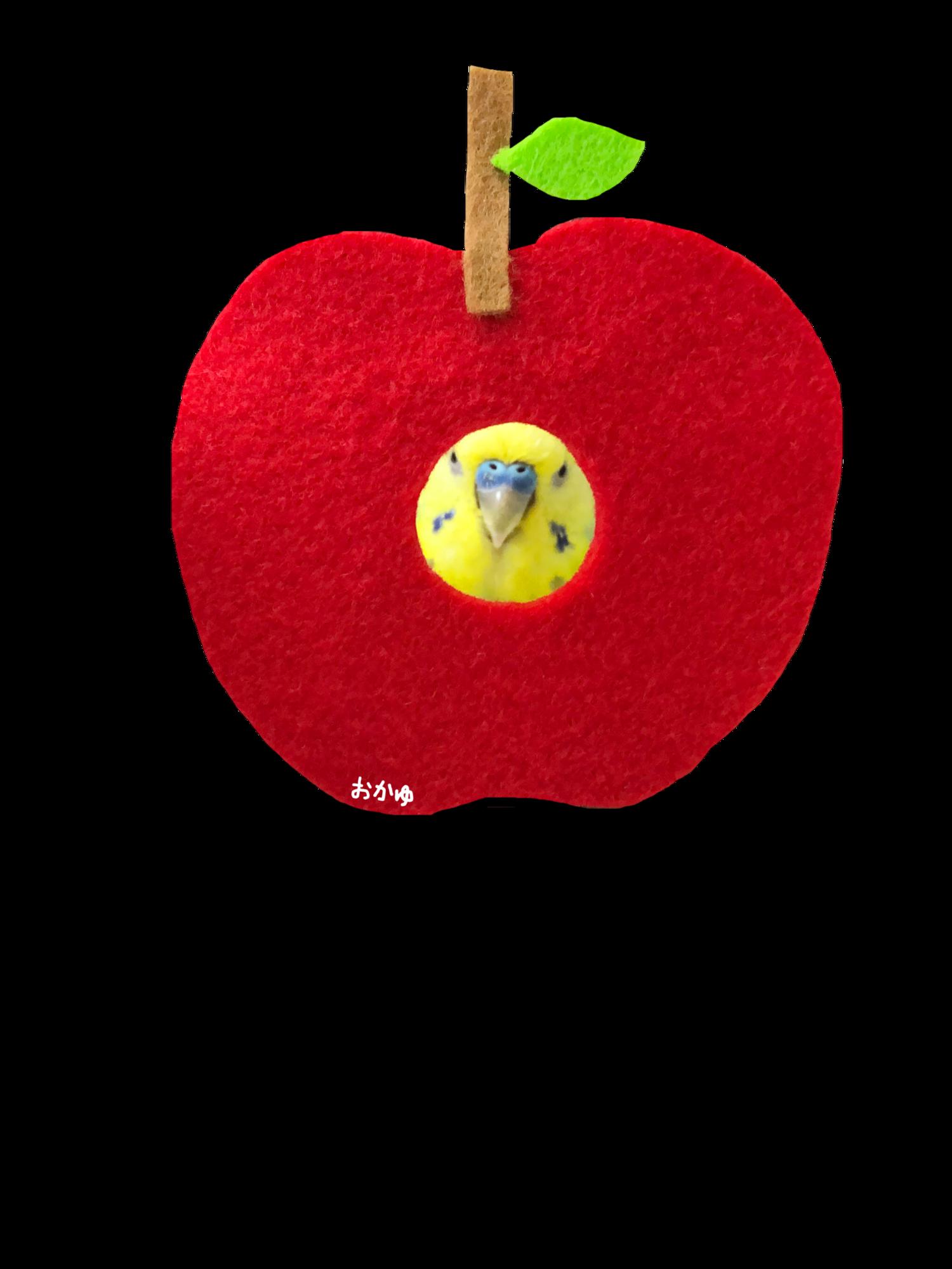 おかゆりんご