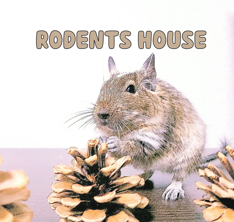 げっしのおうち RODENTS HOUSE
