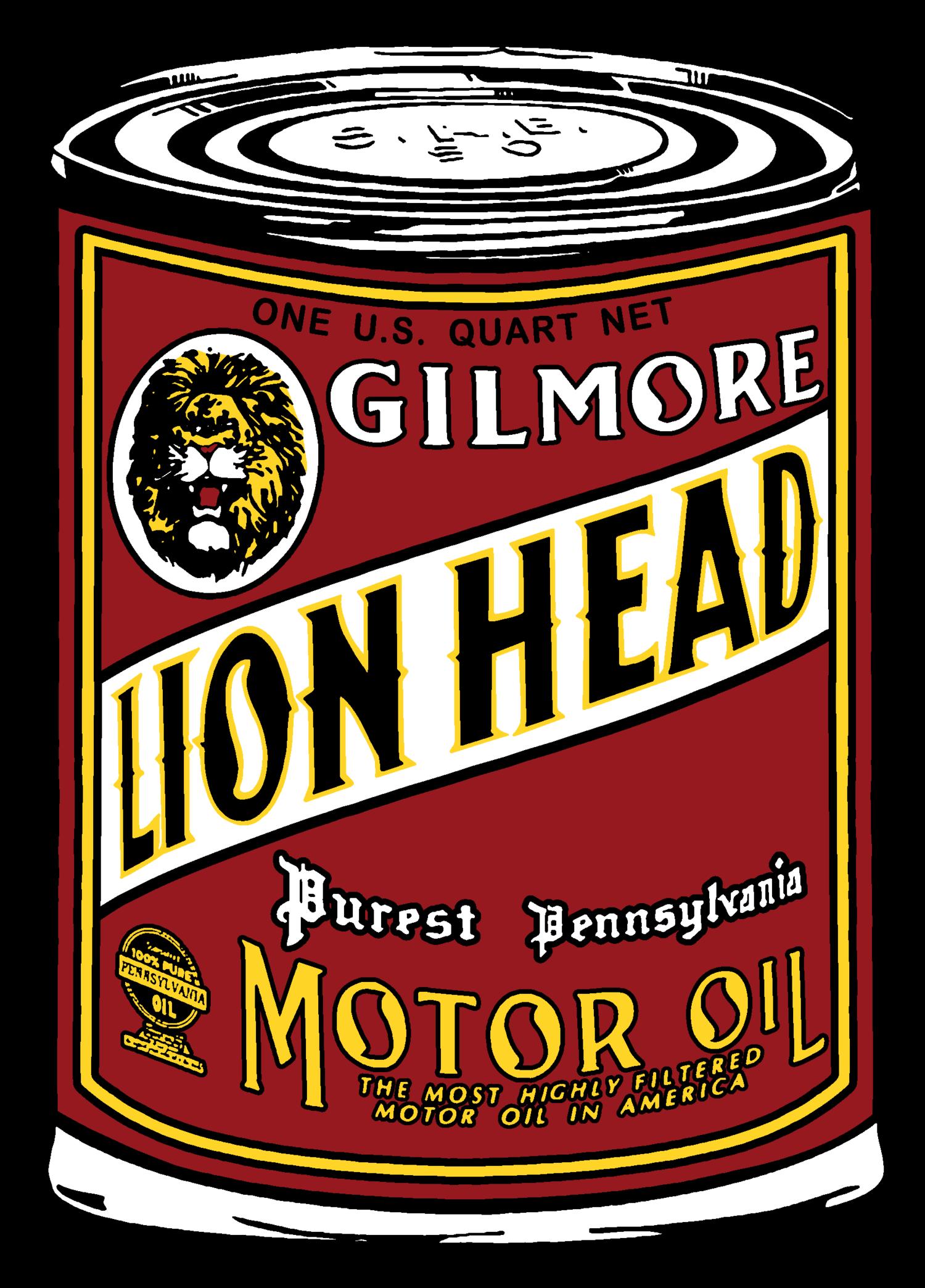Gilmore Lion Head