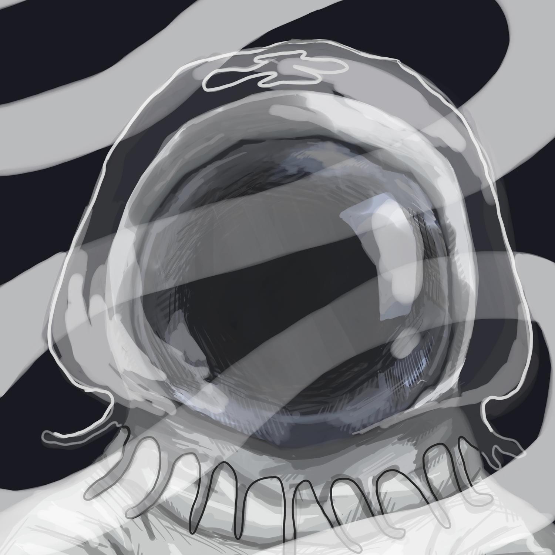 宇宙飛行士🪐柄