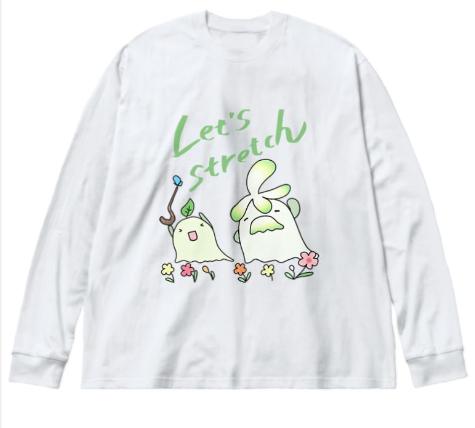 ★ビックシルエットロングスリーブTシャツ一覧★