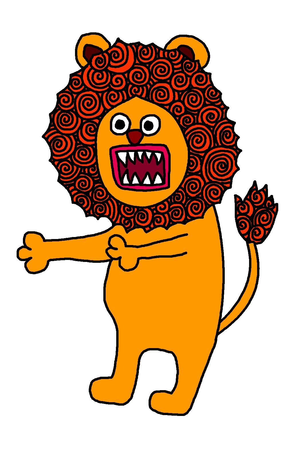 らいおんver.color