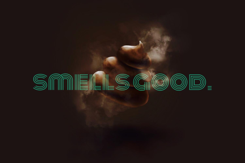 smells good.