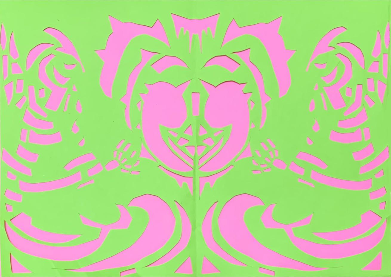 angel or devil(ZUN→ZUN印)
