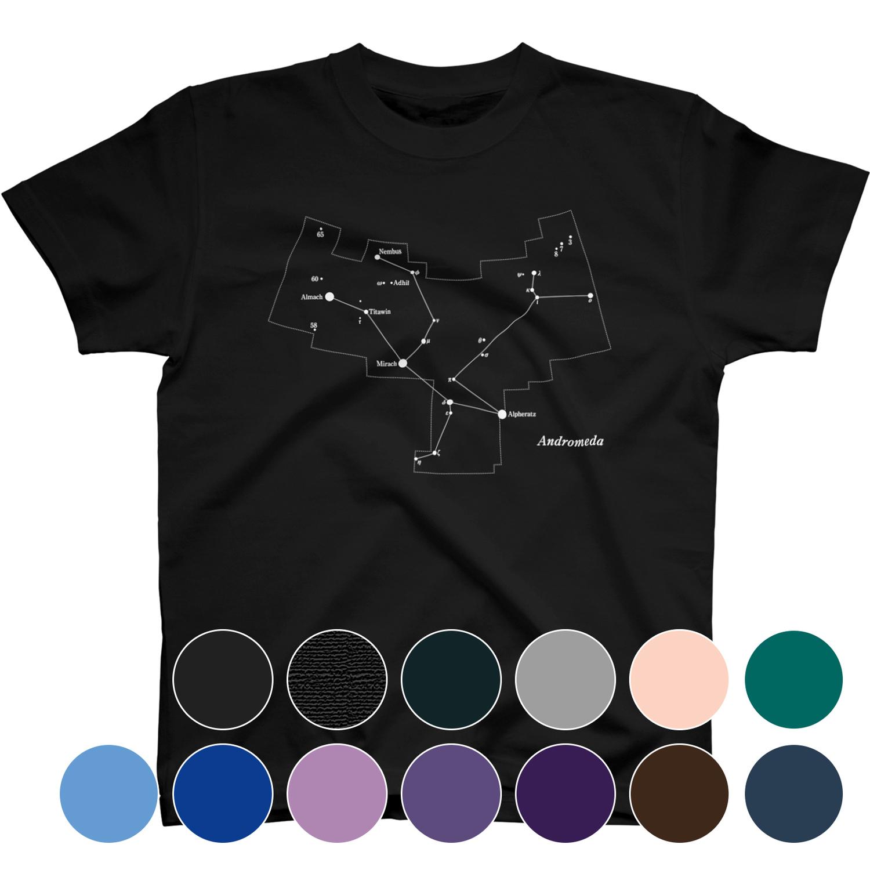 88星座Tシャツ