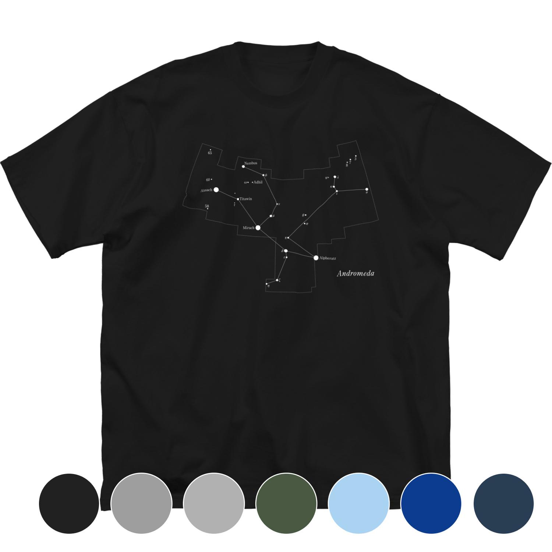 88星座ビッグシルエットTシャツ