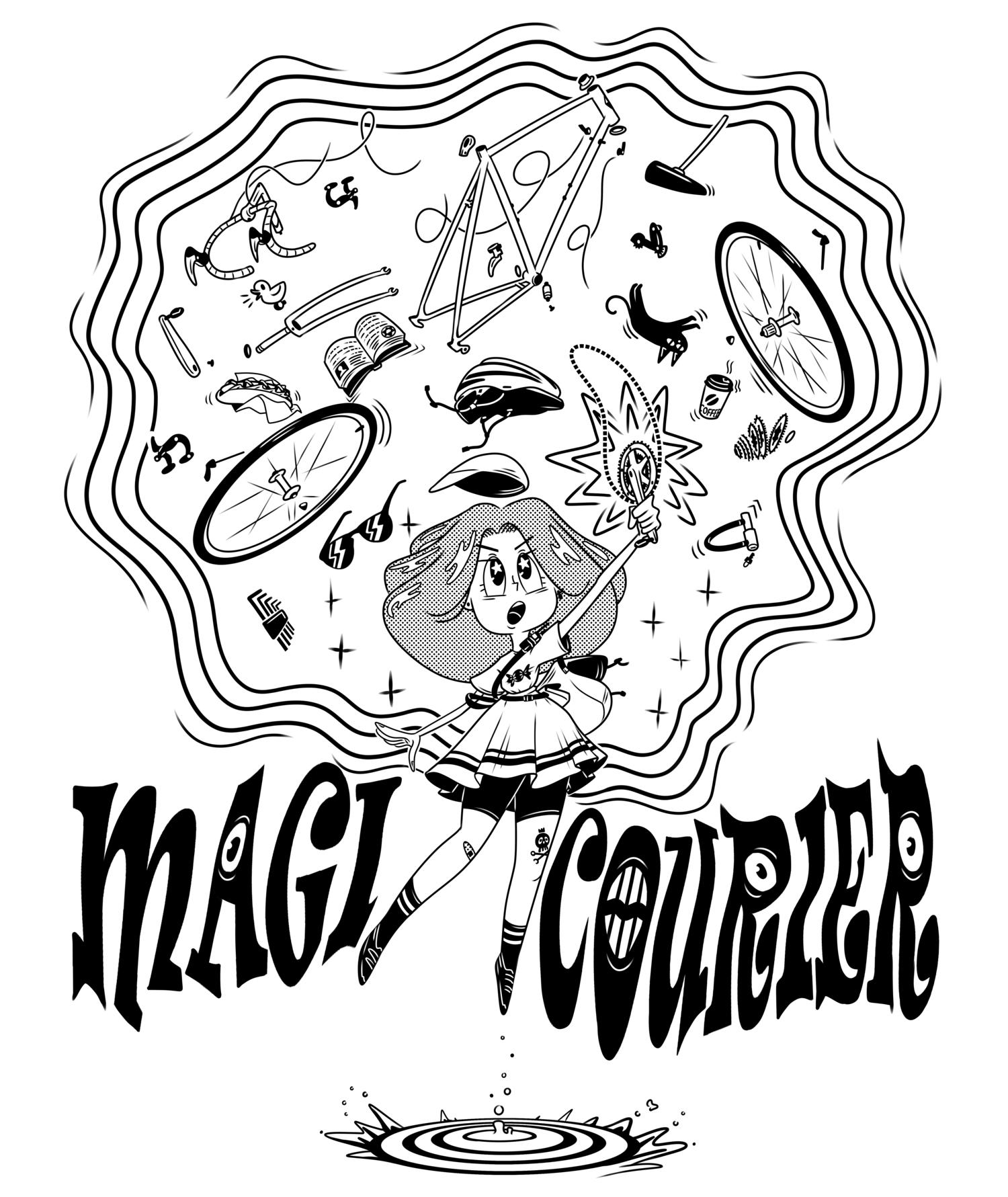 Bicycle Art(black&white)