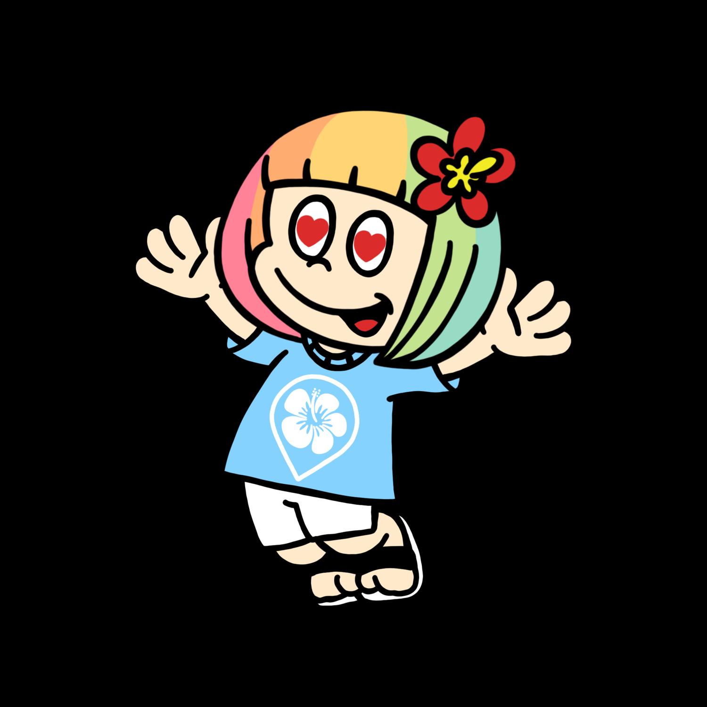 ハワイなTシャツ