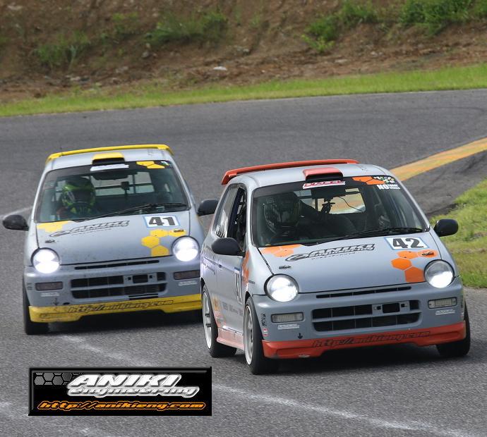 team「ANIKI ENGINEERING」