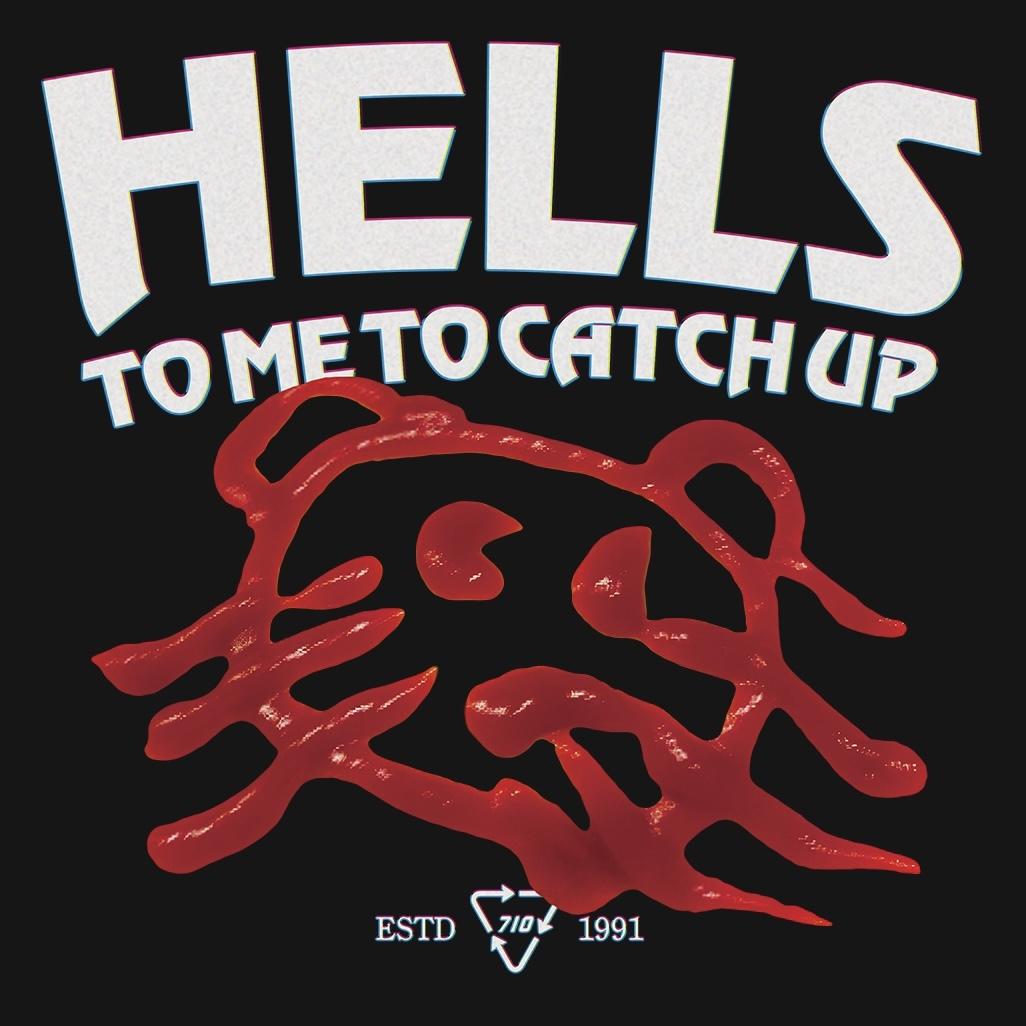 HELLS ketchupシリーズ