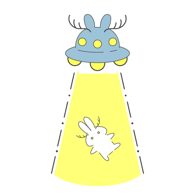 UFO「ジャッカロープ号」