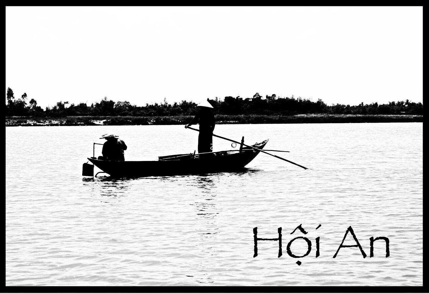 ベトナムの風景