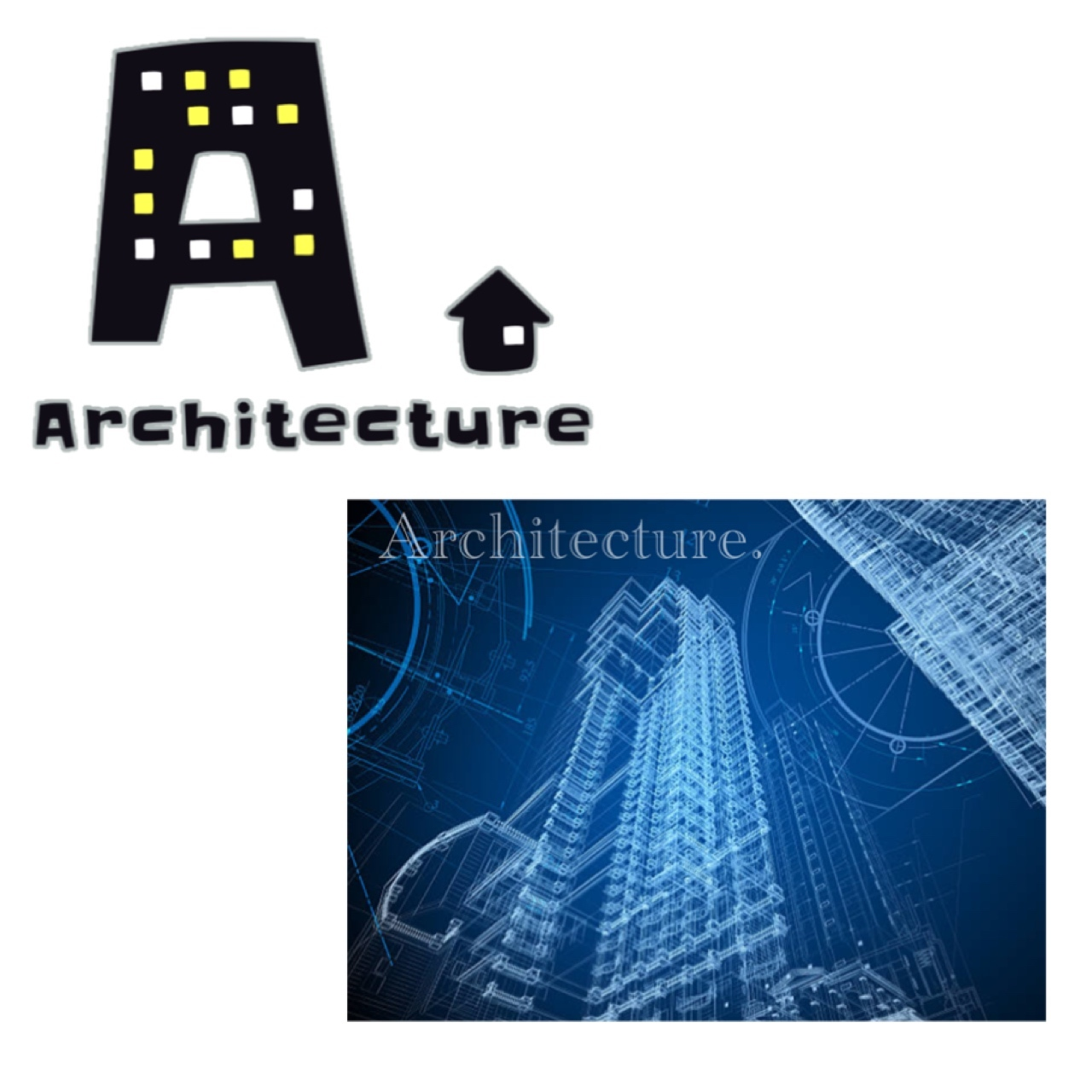 Architecture.Building.両面印刷パーカー