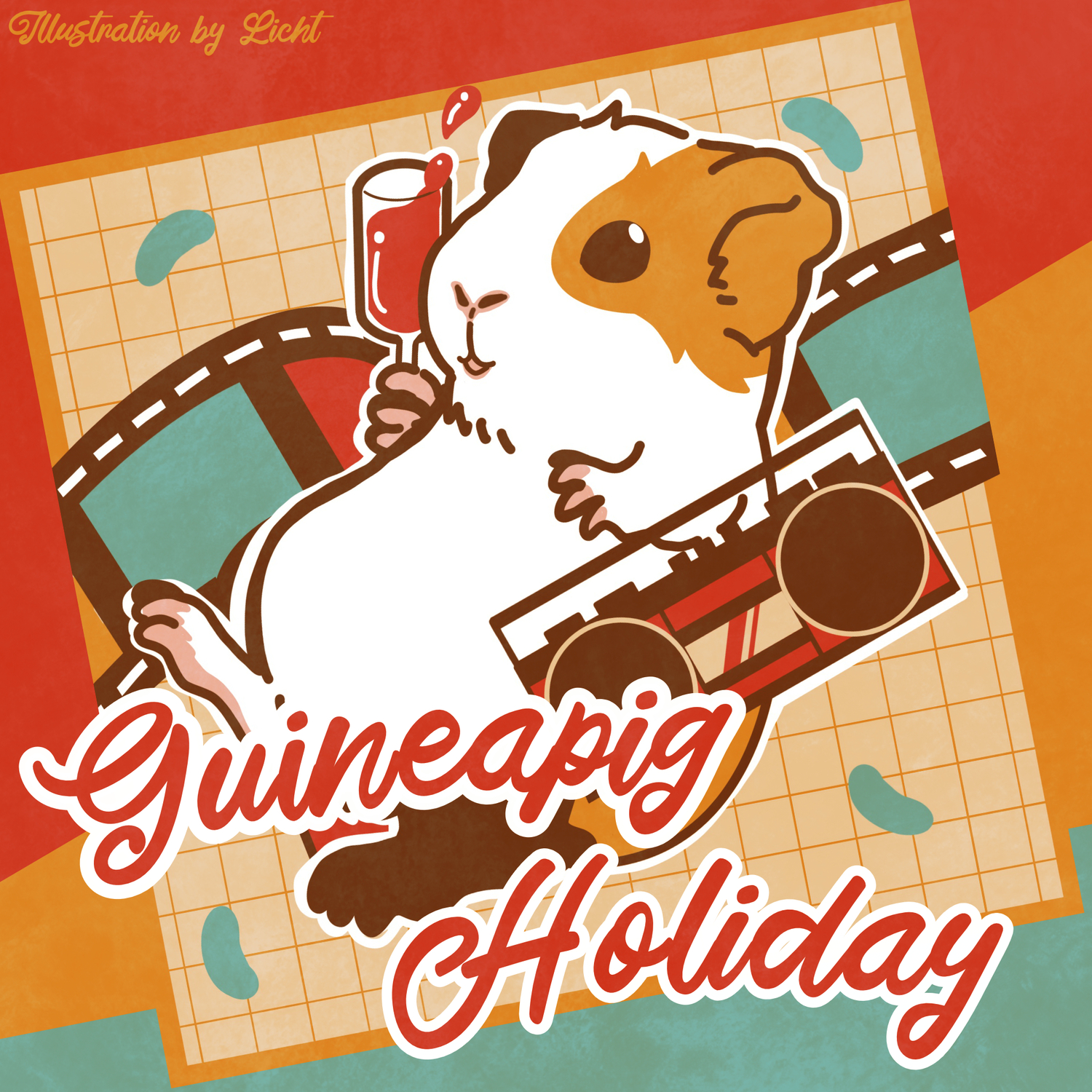 Guineapig holiday